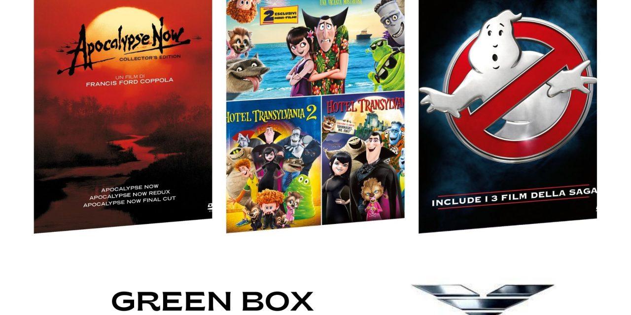 Ghostbusters disponibile in home video con un nuovo cofanetto della Eagle Pictures