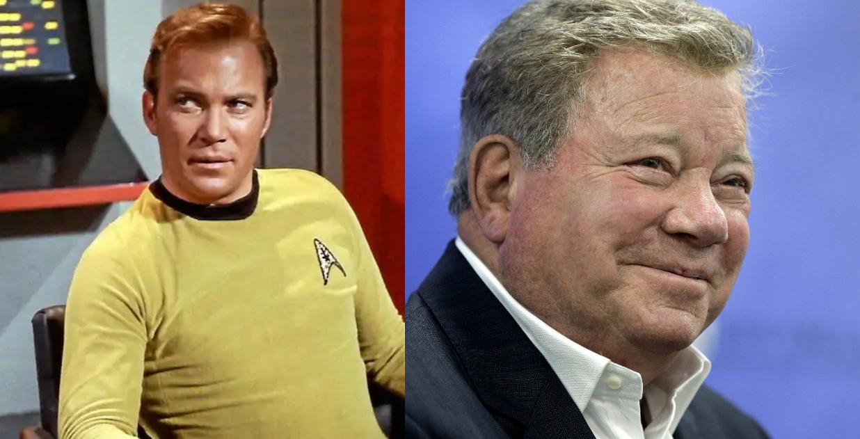 """Il Capitano Kirk va nello spazio a 90 anni: """"L'esperienza più intensa della mia vita"""""""