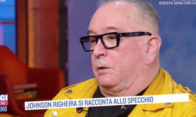 """Johnson Righeira: """"Ho preso un taxi da Riccione a Salerno e ho pagato 900 mila lire. Sono arrivato al successo senza fare gavetta"""""""